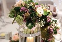 Romantic Ideas for a Vintage Wedding Day / Vintage weddings are here to stay! Check out these cute details.