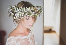 Floral Wedding Inspiration and Decor / We're loving the gorgeous floral ideas - from bouquets to decor.