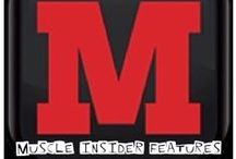 Muscle Insider Features / Latest Features