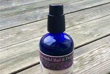 Bad & Massasje / Naturlig hudpleie, uten tilsetning av mineralolje, parabener eller syntetisk parfyme.