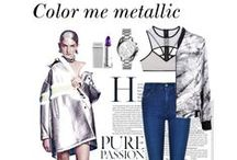 FASHION: Polyvore Fashion Sets / Satisfying my every needs and wants