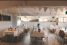 The Perfect Wedding Reception Inspiration / Looking for wedding reception inspiration? Check out some of our favourites...