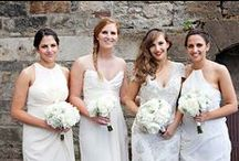 Bridesmaids Style / Your girls deserve to look radiant on your big day too!