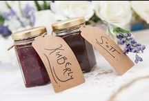 Fantastic Wedding Favours / Give your guests a little gift at your wedding with these brilliant favours.