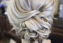 Wedding Hair Styles to Die For! / Be inspired by these beautiful bridal hair styles - from formal to more casual and everything in between. What's your style?