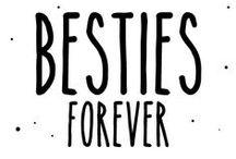 ❤ Love My Besties ❤ / A board I share with my 2 besties ❤