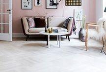 Wohnzimmer / Wohnzimmer, zuhause, wohnen, einrichten, Living room, interior, home, decor, decoration, interior, pastels, skandi, Scandinavia, Eames, Living