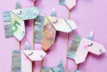 Origami / Origami Anleitungen - Falten DIY