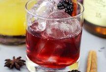 Cocktail Rezepte / Rezepte für Drinks und kalte Getränke im Sommer.