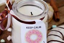 Kerzen Selber Machen / DIY Inspirationen rund um selbstgemachte Kerzen und Kerzen gießen.