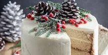 Rezepte für Weihnachten / Winterliche Rezepte für Kuchen, Kekse und Plätzchen rund um Weihnachten.