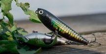 Hardbaits / Wobbler / Fishing lures around the world