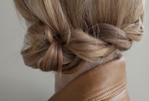 hair  / I started this to share with my daughter, but I'm finding it inspiring too / by Deirdre M
