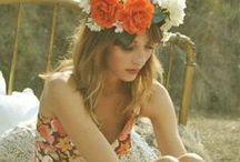 Flowers In Her Hair / Dedicated to all things FREE <3 / by Jordan Hoppe