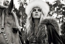 winter style inspiration / by Kelly McCartin