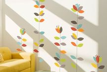 wall decals for our house / by Gemma Hogan