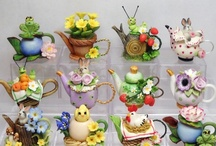 Miniatures by various artists
