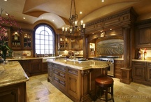 Kitchen / by Crystal Hudson