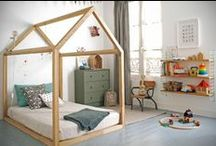 littles /// bedrooms / children's bedroom inspiration
