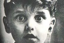 to see / Harold Whittles hears for the first time ever after a doctor places an earpiece in his left ear.