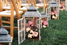 Walking Down the Aisle / Aisle & Wedding Ceremony Details