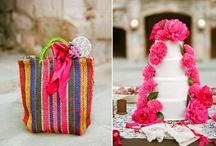 Latin Mexican Fiesta Wedding / Latin, Mexican, Fiesta, Cinco De Mayo, Mexican Independence Day Wedding Theme & Ideas. Frida Kahlo Decor & Ideas.