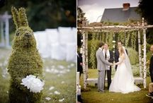 Easter Wedding / Easter Holiday Wedding Theme Ideas & Inspiration. Spring Wedding Ideas