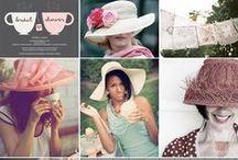 Bridal Shower Ideas / Bridal Shower Inspiration, Ideas & Details
