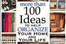Organizing / by Deanna Pierson Gomez