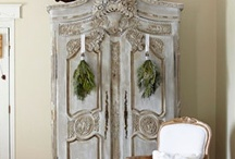 Painted furniture / by Sharon Matte