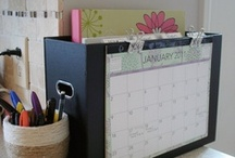 Clean and Organized / by Crystal Bartels