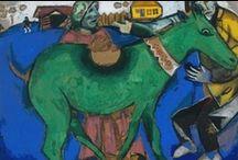 Marc Chagall / by Deborah Bartlett (Rosenoff)