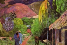 Paul Gauguin / by Deborah Bartlett (Rosenoff)