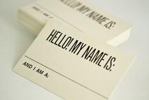 [cards & branding]