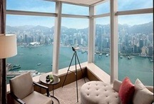 The best hotel room views... / Some of the best hotel room views from around the world.