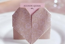 Place Cards & Table Numbers / Wedding & Event's Name / Place Cards & Table Number Ideas.