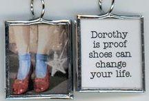 Shoes I love / by Darlene Lopez Jimenez