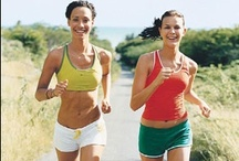 Half Crazy / Running exercises, stretches, training plans, races, etc.