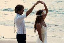 Beach Wedding / by WedShare.com