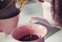Dainty little cups...