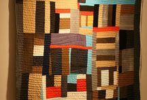 Quilt blocks modern