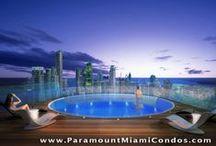 Miami Luxury Condos / Pictures of different luxury condos in South Florida
