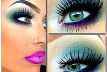 Make ups / Maquiagens
