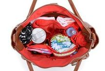 Diaper Bags / The cutest #DiaperBags to tote around all your #baby essentials  / by Name Bubbles