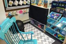 Simply Special Classroom / How you set up your classroom is KEY to student success! Find new ways to maximize your space for your most special learners!