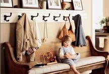 HOUSE: Mudroom/Entry / by Annette Barker