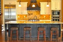 HOUSE: Kitchen love / by Annette Barker