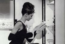 Audrey Hepburn / Because I've always loved and admired her ...