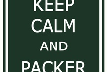 Packer gameday / all things relating to my Packers  / by Diane Klein
