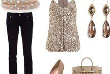 My Style / My fashion style  / by Elizabeth Kamal